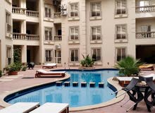 الغردقة- كامبوند كليوباترا بلازا امام فندق الهيلتون بلازا امام كارفور وسط البلد