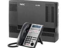 panasonic integrated telephone