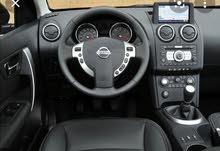 Nissan qashqai+2   مطلوب نيسان قشقاي او قشقاي +2