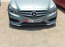 Mercedes E350 2014