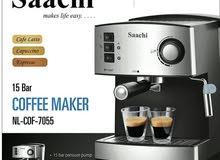 جهاز صنع القهوة من ساتشي