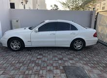 Mercedes Benz E 240 car for sale 2004 in Muscat city