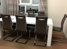 Available for sale in Seeb - Used Tables - Chairs - End Tables