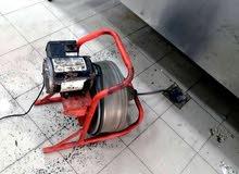 مواسرجي صيانه عامه تسليك مجاري تنظيف مصارف على كهرباء 0782174335 بأقل الأسعار