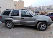 Used condition Jeep Cherokee 2002 with 0 km mileage
