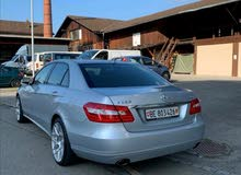 Used condition Mercedes Benz E 350 2010 with +200,000 km mileage