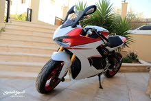 Ducati motorbike available in Amman