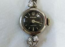 ساعة روليكس نسائية سويسري أصلي