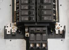 لوحات كهربائية 1 فاز و 3 فاز ماركة General Electric