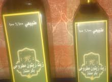 عندي زيت زيتون خام اصلي من مرسي مطروح معصور علي البارد سعر الكيلو 80 ### جمله فقط 01022287780