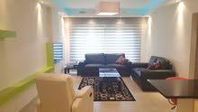 شقة فخمة للايجار في عبدون الشمالي,مميزة جدا,الشقة مفروشة بالكامل,مساحة الشقة 110 متر مربع