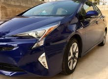 1 - 9,999 km Toyota Prius 2017 for sale