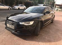 Audi A6-S line- 2014- Full Option