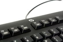 Brand New HP USB Keyboard original