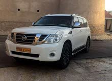 Nissan Patrol car for sale 2012 in Al Dhahirah city