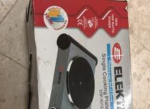 electric stove ELEKTA
