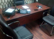 مكتب مؤثث بلكامل للايحار السنوي