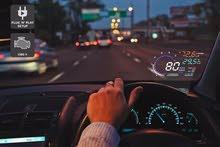 بروجكتر لجميع انواع السيارات heads up display