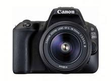 مطلوب كاميرا اقساط
