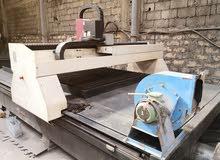 ماكينة قص بلازما تركية شركة بايكل 1.5×3 متر
