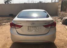 افانتي 2012 رقم بغداد للبيع لون سلفري السعر 112