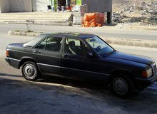 مرسيدس 190 1993
