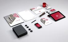 تصميم وتنفيذ جميع أنواع  المطبوعات والقارمات
