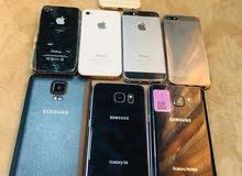 للبيع هواتف نظافة ٪100