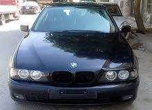 BMW 520 جمرك  بشيك