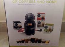 Coffee maker Dolice Gusto with xavax stand for 24 capsule