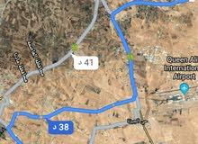 للبيع ارض 10 دونم في نتل جنوب عمان