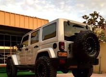 1 - 9,999 km Jeep Wrangler 2012 for sale