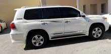 White Toyota Land Cruiser 2011 for sale