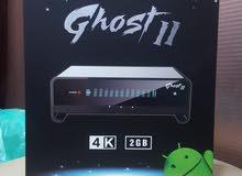 اندرويد ورسيفر  Ghost 2 .. العملاق من الشركة العالمية  HD BOX