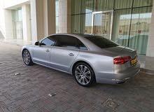 Gasoline Fuel/Power   Audi A8 2015
