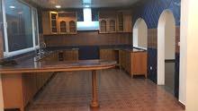 دور دبلكس بحطين من 5 غرف  ايجار 1500 دك  صالات غرانيت مفتوحة  على بعض