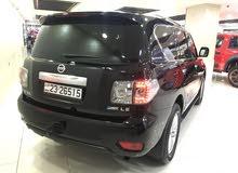 Automatic Nissan Patrol 2011