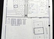 للبيع ارض سكنية في مخطط سفاري
