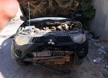 Mitsubishi L200 Used in Benghazi