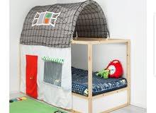 سرير قابل للانعكاس من ايكيا 200* 90
