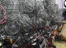 مطلوب موظف صيانه دراجات هوائيه
