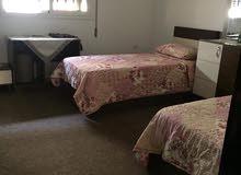 غرفتين نوم فرديات شبه جدد