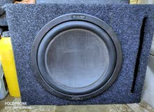kenwood subwoofer with box 2000 Watts with box