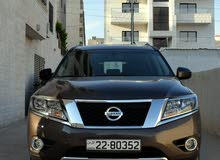 Hybrid Fuel/Power   Nissan Pathfinder 2015