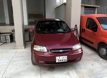 150,000 - 159,999 km Chevrolet Aveo 2005 for sale