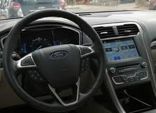 Ford Fusion SE 2017 فورد فيوجن