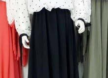 جديد جديد فستان بناتي محير ب30 الف من 10 الى 15 سنة