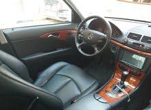 مرسيدس E200 2007  للبيع