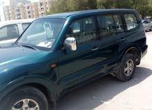 سياره للبيع باجيرو موديل 2001