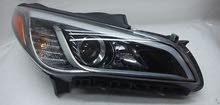 Hyundai Sonata headlight 2017 model xenon